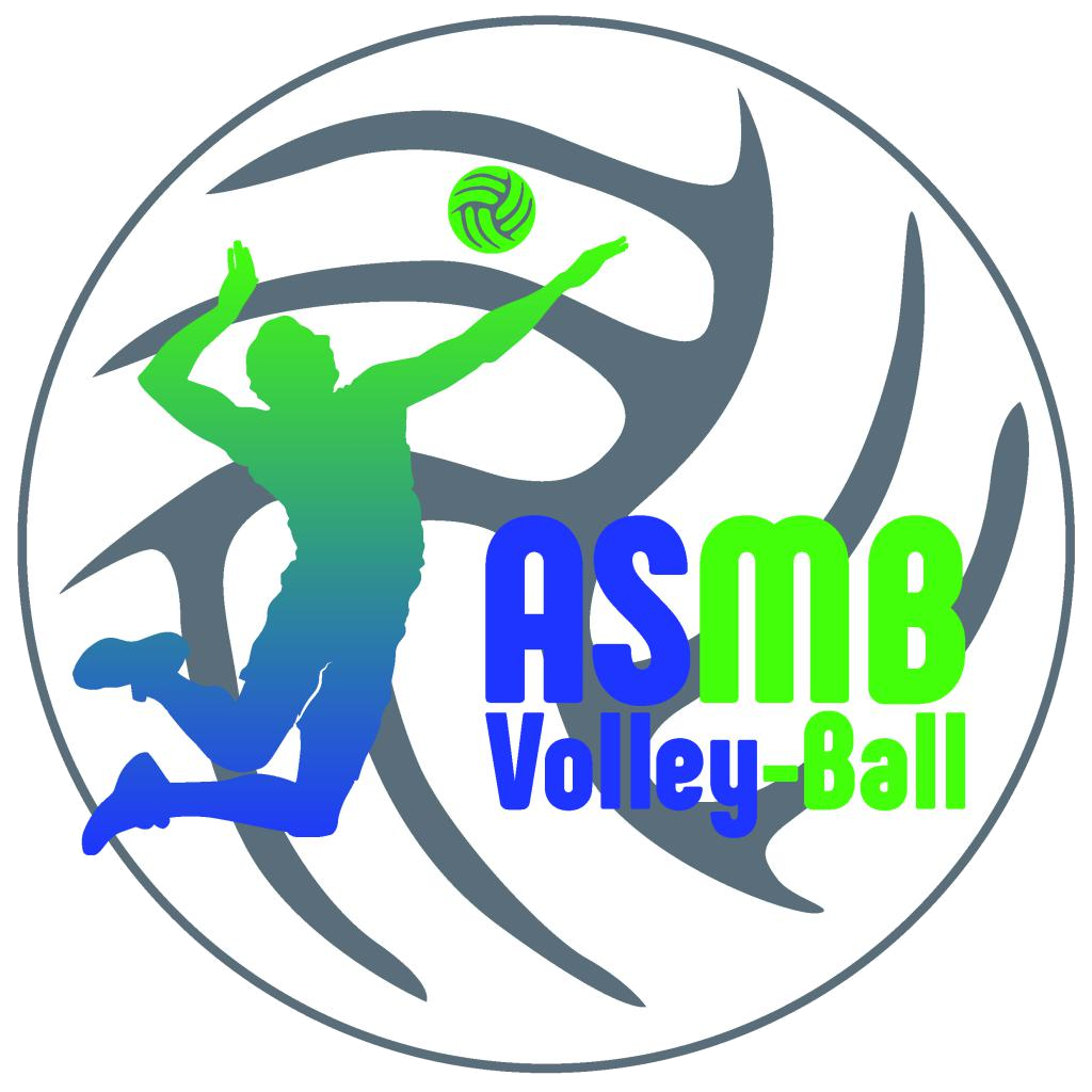 Logo ASMB Volleyball